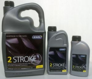 500ml x Exol 2 Stroke Oil (Two Stoke Engine Oil)